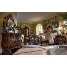 Chateau Beauvais Panel Customizable Bedroom Set by Michael Amini