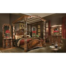 Villa Valencia Canopy Customizable Bedroom Set by Michael Amini