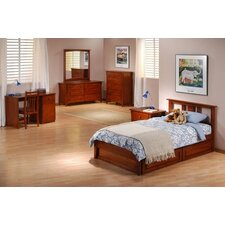 Spices Platform Customizable Bedroom set by Night & Day Furniture Buy