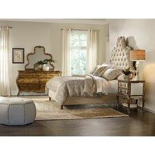 Sanctuary Panel Customizable Bedroom Set by Hooker Furniture
