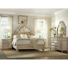 Sanctuary Panel Customizable Bedroom Set by Hooker Furniture