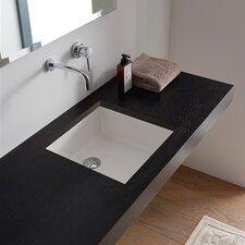 Miky Square Ceramic Undermount Sink