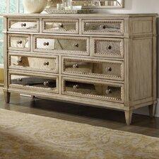 Sanctuary 10 Drawer Dresser by Hooker Furniture