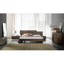 Air Platform Customizable Bedroom Set by Rossetto USA
