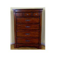 Kalispell 5 Drawer Chest by A-America