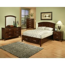 Firefly Panel Customizable Bedroom Set by AYCA Furniture