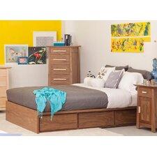 Thompson Platform Customizable Bedroom Set by Urbangreen Furniture
