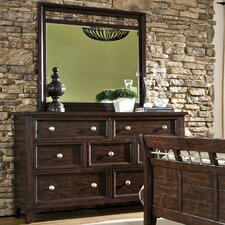 Haven 7 Drawer Dresser with Mirror by Imagio Home by Intercon