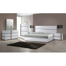 Manila Platform Customizable Bedroom Set by Chintaly Imports