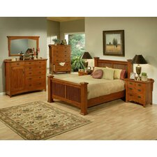 Heartland Manor Panel Customizable Bedroom Set by AYCA Furniture