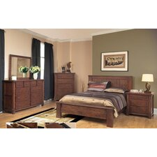 Fergus County Panel Customizable Bedroom Set by AYCA Furniture