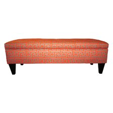 Brooke Upholstered Storage Bench by Sole Designs