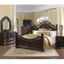 San Marino Sleigh Customizable Bedroom Set by Samuel Lawrence Online Cheap