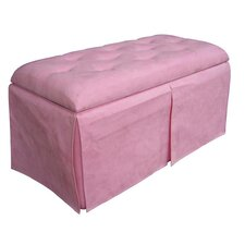 Microfiber Storage Bench by ORE Furniture