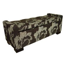 Upholstered Storage Bench by ORE Furniture