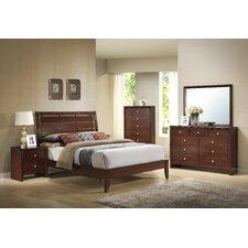 Carolina Queen Platform Customizable Bedroom Set by Wildon Home ®