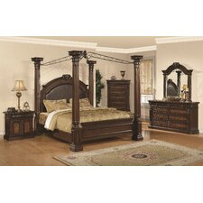 Juliet Four Poster Customizable Bedroom Set by Wildon Home ®