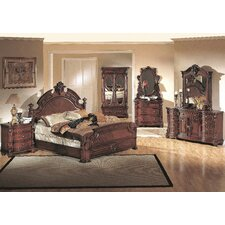 Corina Panel Customizable Bedroom Set by Wildon Home ®