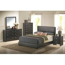 Kaspa Queen Platform Customizable Bedroom Set by Wildon Home ®