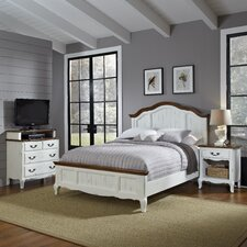 French Countryside Panel Customizable Bedroom Set by Home Styles