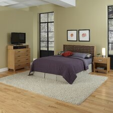 Rave Panel Customizable Bedroom Set by Home Styles