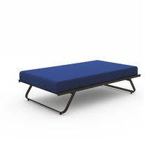 Trundle Metal Bed by Amisco