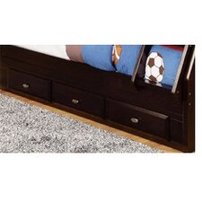 3 Drawer Underbed Storage Unit by Discovery World Furniture