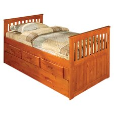 Weston Twin Panel Customizable Bedroom Set by Discovery World Furniture Cheap
