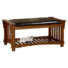 Salford Wood Bench by Hokku Designs
