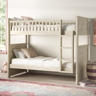 Humphrey Twin Over Twin Bunk Bed by Mistana