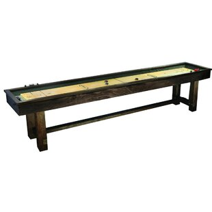 Reno Rustic 12' Shuffleboard Table ByImperial International
