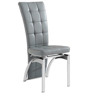 Dining Chairs With Chrome Legs Wayfaircouk