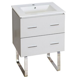 Phoebe Modern 24 Single Bathroom Vanity Set By Orren Ellis