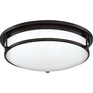 Gracie Oaks Stuti 4-Light Flush Mount