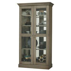 Densmoore Lighted Curio Cabinet by Howard Miller®