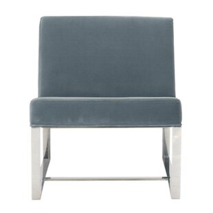 Yorba Slipper Chair by Orren E..