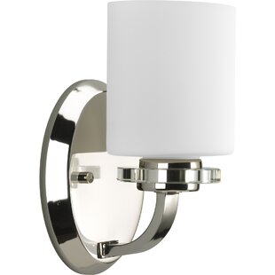 Renee 1-Light Bath Sconce by Rosdorf Park
