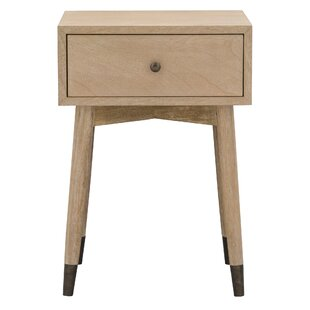Mid Century End Table by Furni..