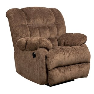 Straker Power Recliner Red Barrel Studio