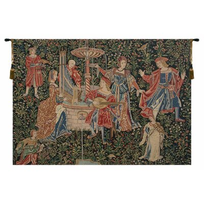 Medieval Concert Wall Hanging Astoria Grand