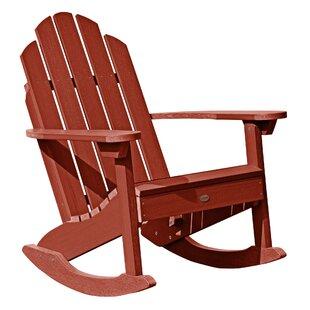 Alcott Hill Highpoint Rocking Chair