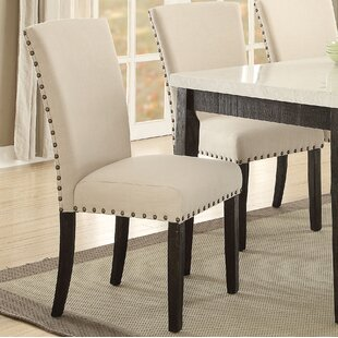Leather Parsons Accent Chairs You Ll Love In 2021 Wayfair