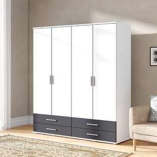 Olpe-Extra 4 Door Wardrobe By Rauch