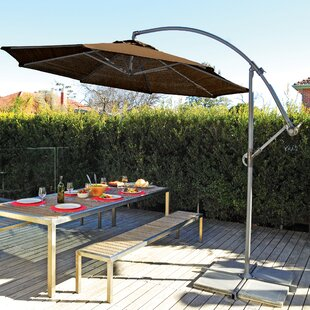 10' Cantilever Umbrella by Coolaroo