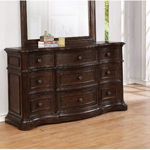 Aminah 9 Drawer Dresser