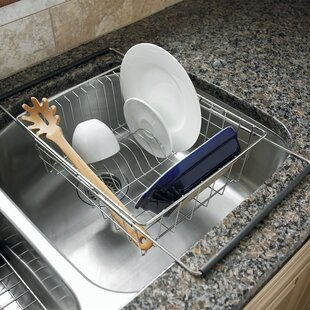 In-Sink/Over-Sink Dish Rack by PolderHousewares
