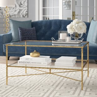 Compare prices Caila Coffee Table By Willa Arlo Interiors