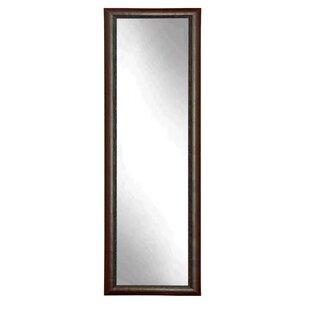 Brandt Works LLC Carved Accent Mirror
