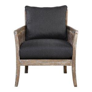 Parkton Armchair by Bay Isle Home