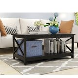 Mcginn Coffee Table with Storage by Longshore Tides
